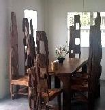 Teak wood furniture: trusted and tested.